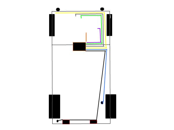 Camaro Switch Panel