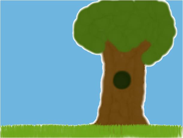 Pointillism Tree (Kinda..)