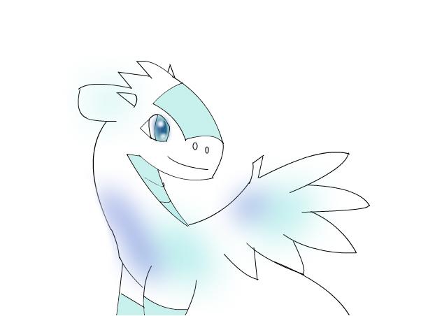 Dragon adopters Dark Dargon albino