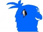 Step 3 on how to draw Blu