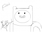 Finn of Adventure Time