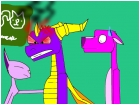 Spyro vs Kat
