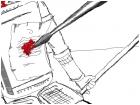 arrow in death
