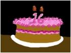 16 Cake