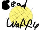 bad waffle drawing