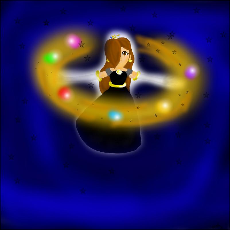 Princess Luna Universe Galaxy
