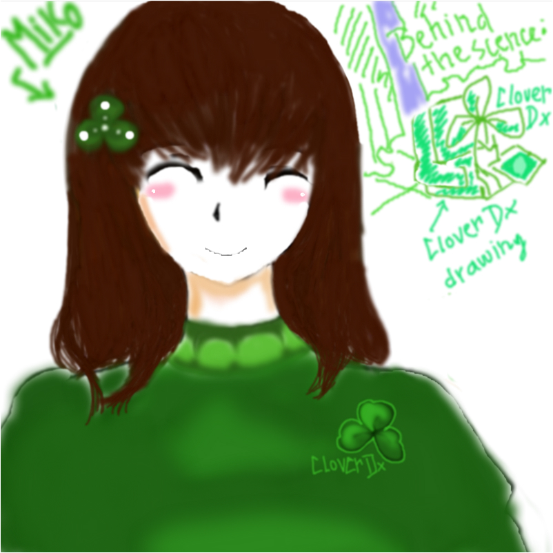 Miko the Happy Girl