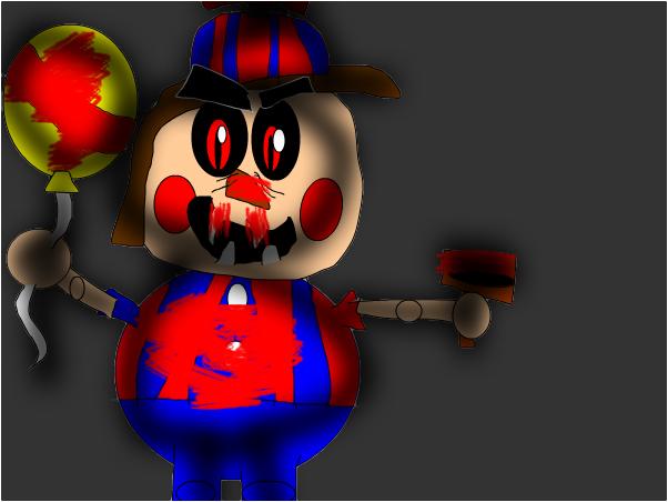 cannibal balloon boy