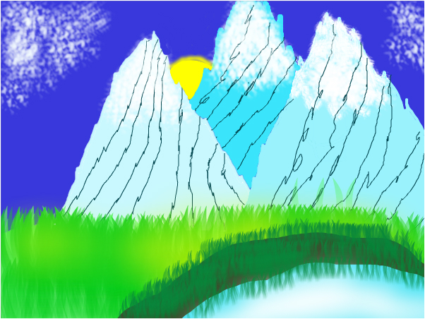 Spiral Mountains
