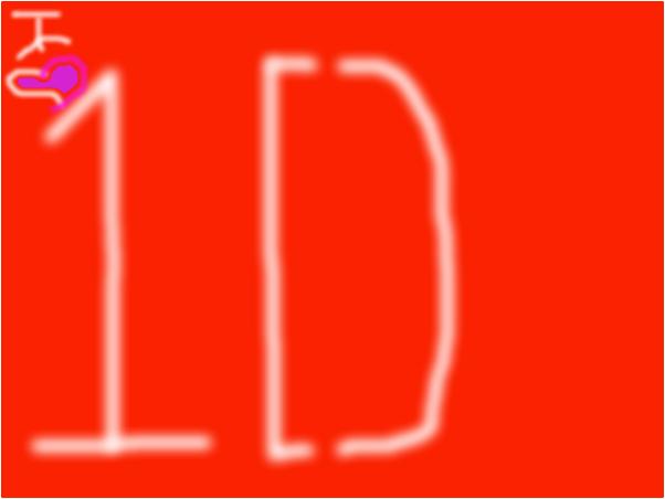 I <3 1D