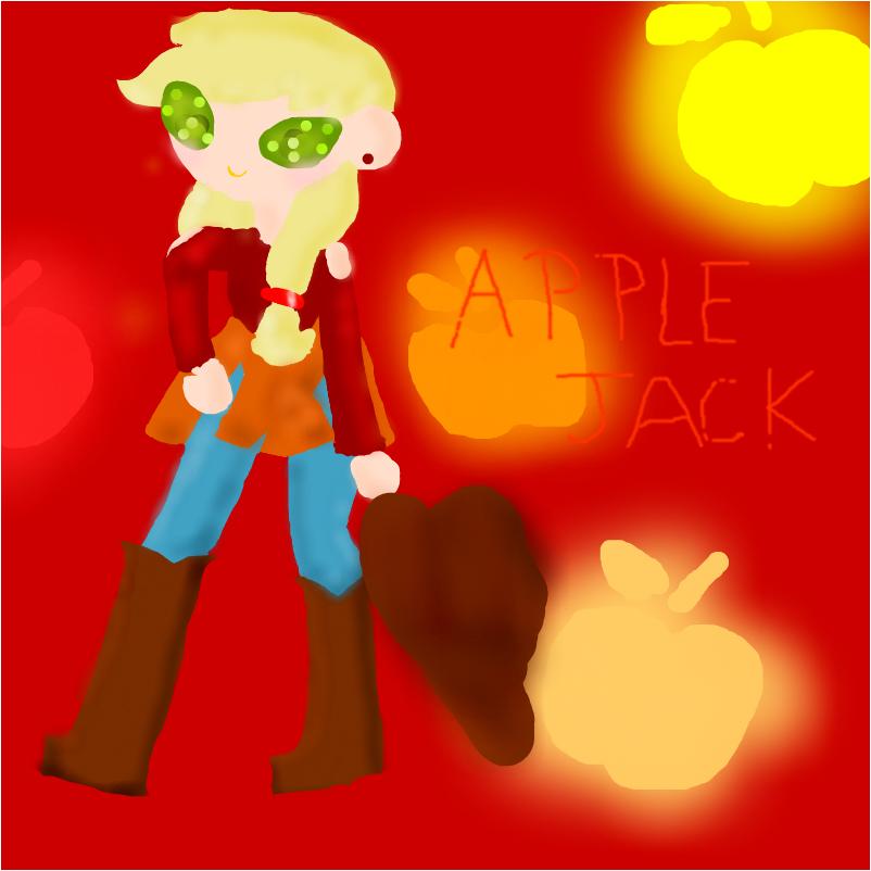 Honest Applejack