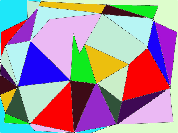 Colorful Shapes