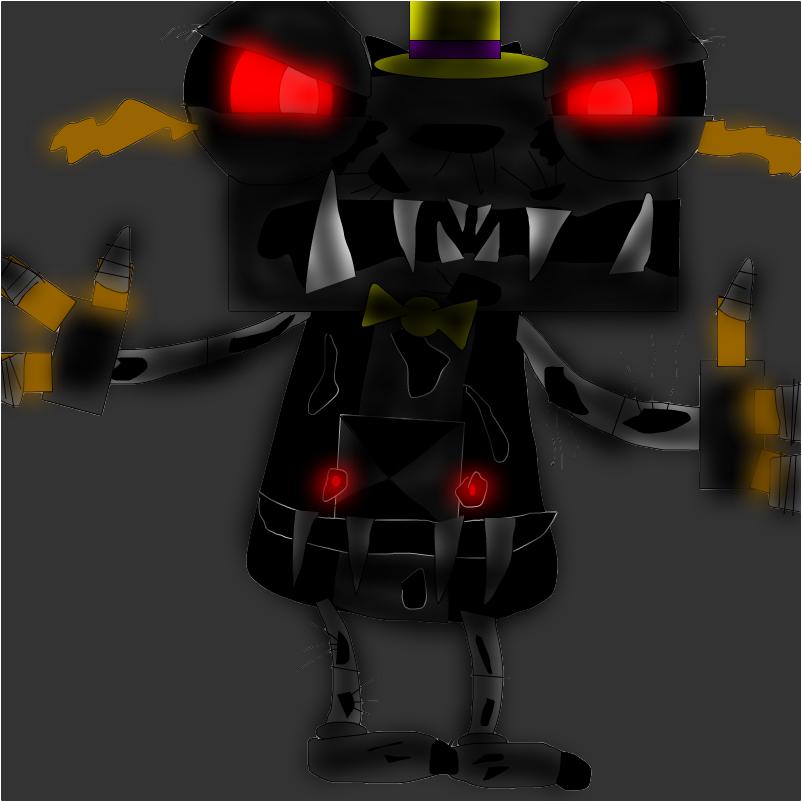fiaf4 nightmare MAX