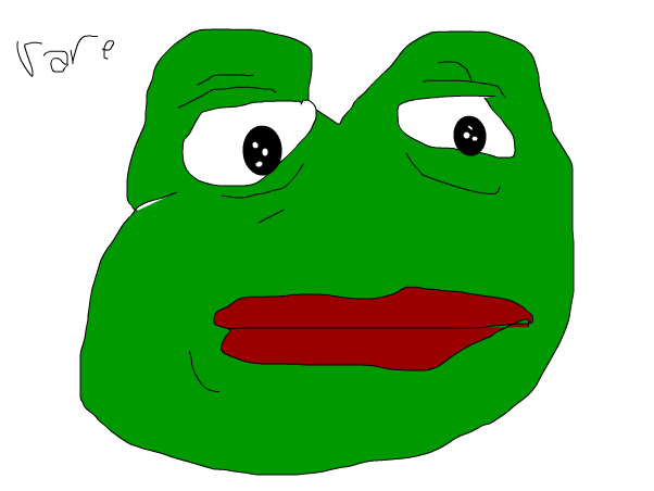 rarest pepe known to man