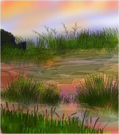 Painted Swamp