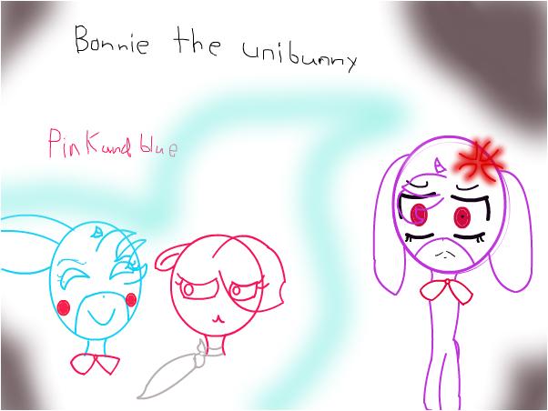 bonnie the uni bonny comic