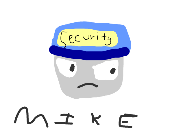 Just Mike..