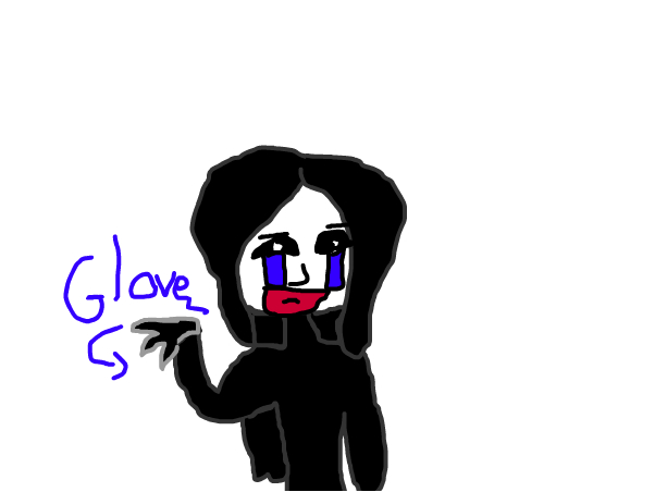I want to be le Marionette from Fnaf c: