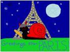 Snatan goes to Paris!