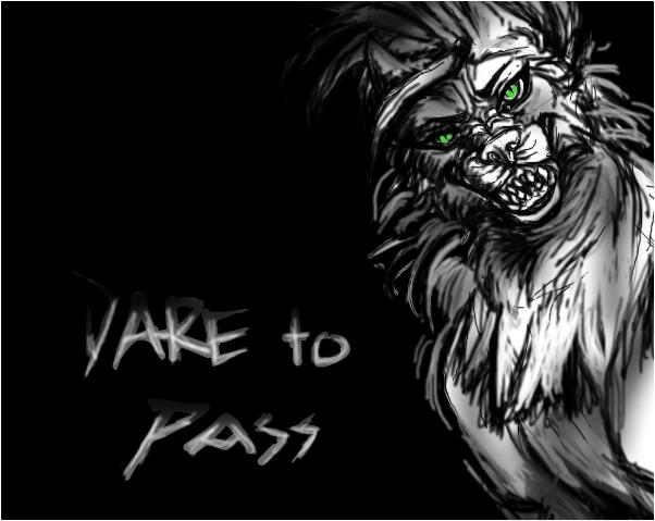 Dare to pass