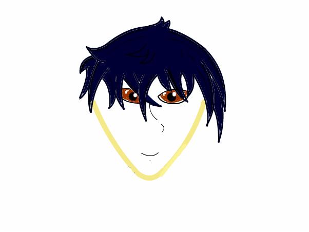 Random anime dude
