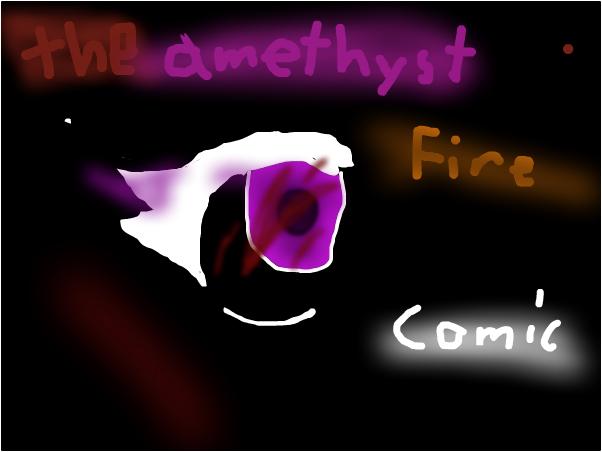 the amethyst fire bond comic