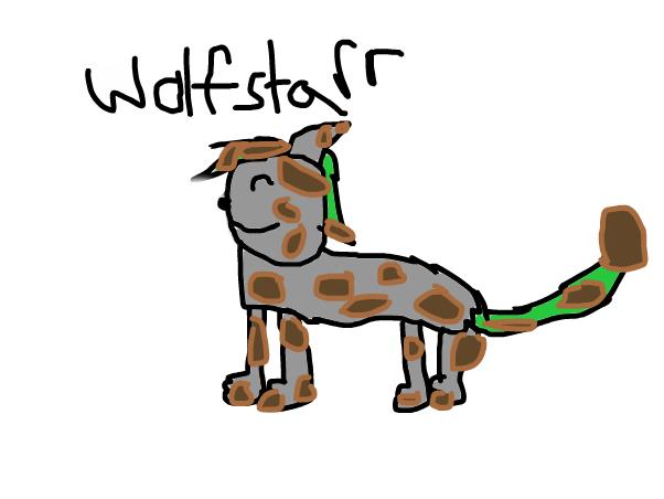 POOP ON WOLFSTARR!!!!!!