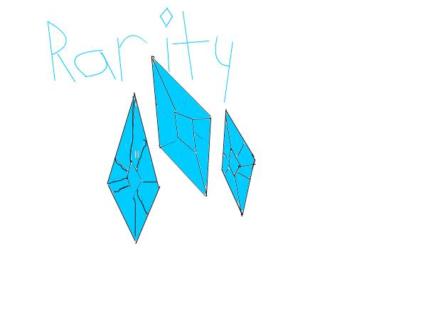Rarily's diamonds