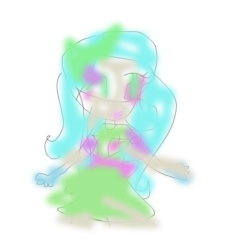light girl