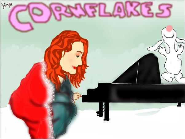 the CORNFLAKES