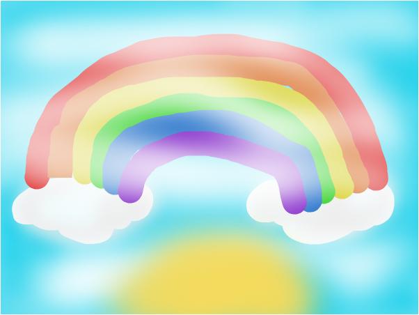 Rainbow.....no.