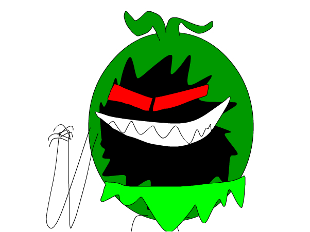 creepy grinch