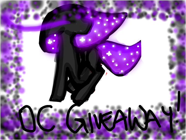 OC GIVEAWAY!!!!! (For Christmas)
