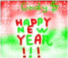 HAPPY NEW YEAR!!!~CINDY$