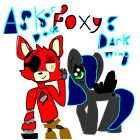 ask or dare foxy & darkwing