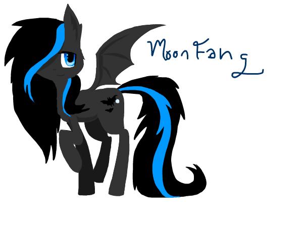 MoonFang, My OC
