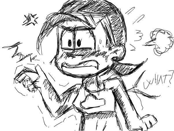 Karako Angry