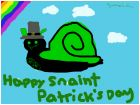 Happy Snaint Patrick's Day! - Snatan