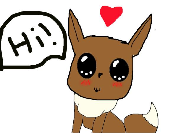Eevee Pokemon!