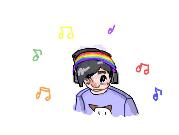 rlly cool headphones yo