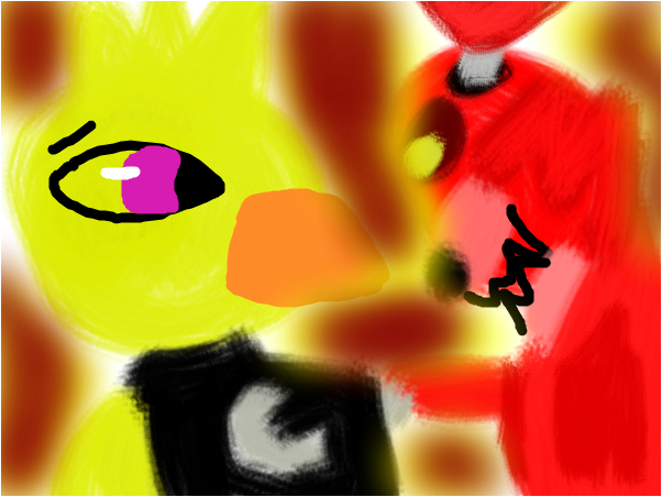 Foxi's Evil Eye