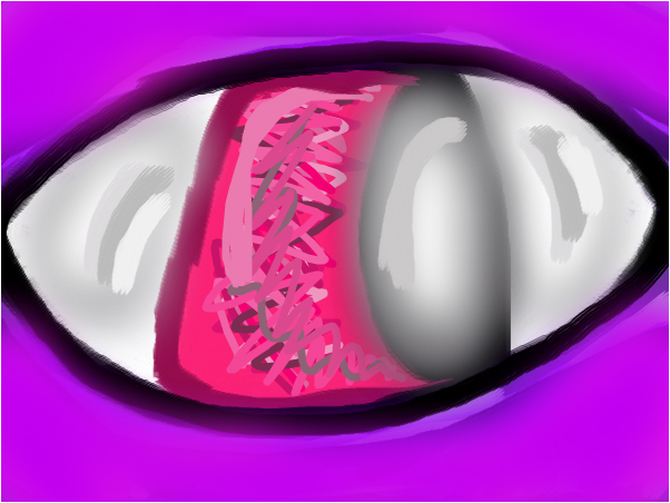 Bonnie The Bunny's Eye