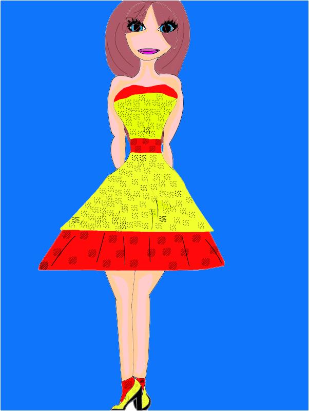 красавица 5
