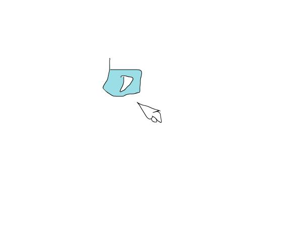 Нажми треугольник (не на рисунке)