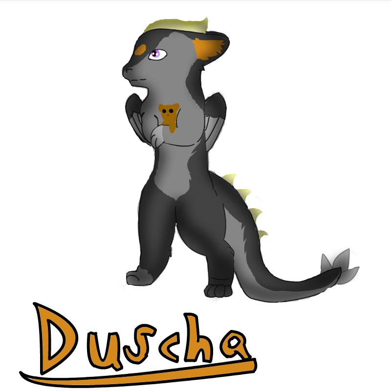 My oc Duscha