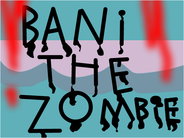 bani the zombie logo