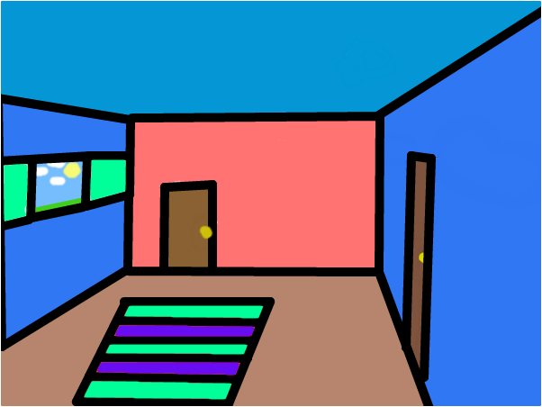 One Point Perspective 2