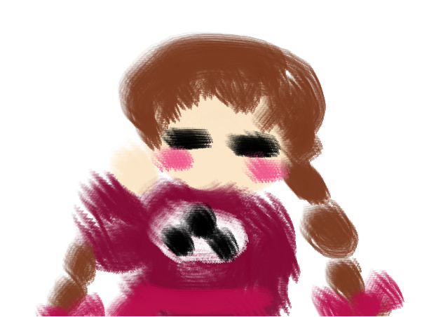 Yume Nikki- Pinch my Cheek