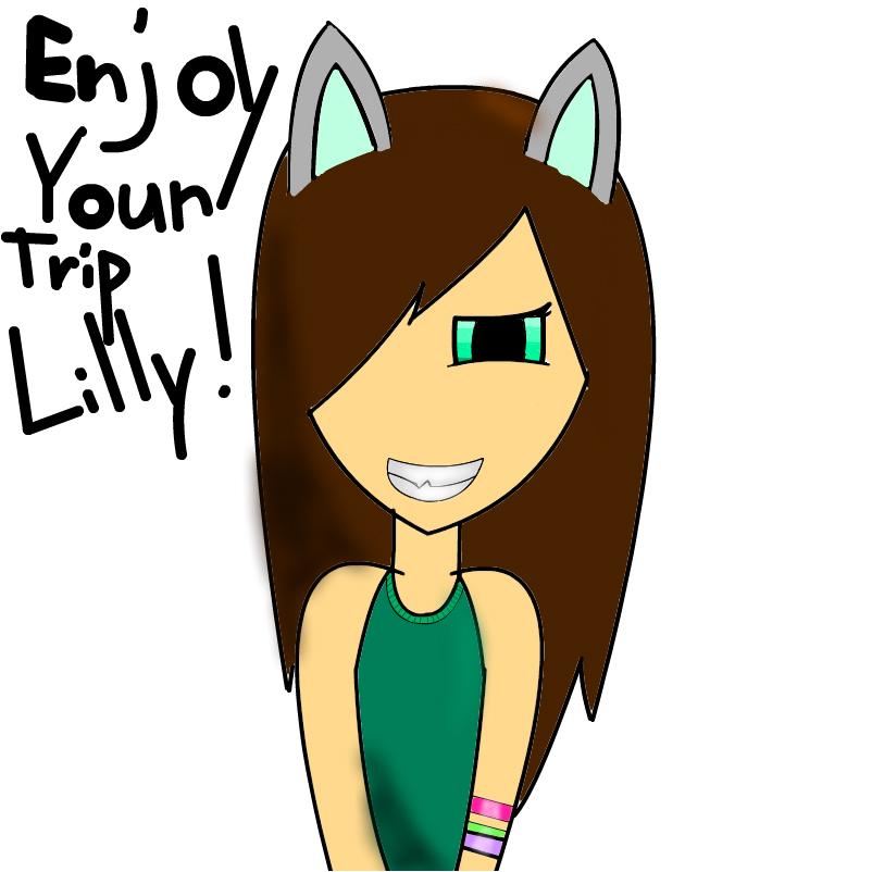 Enjoy Lilly~!