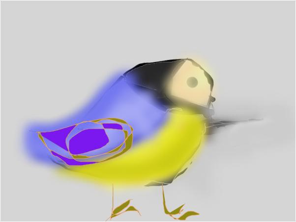 нтелаксаральная птичка